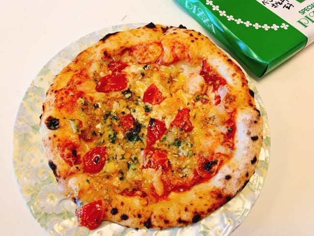 カフェローマピザ