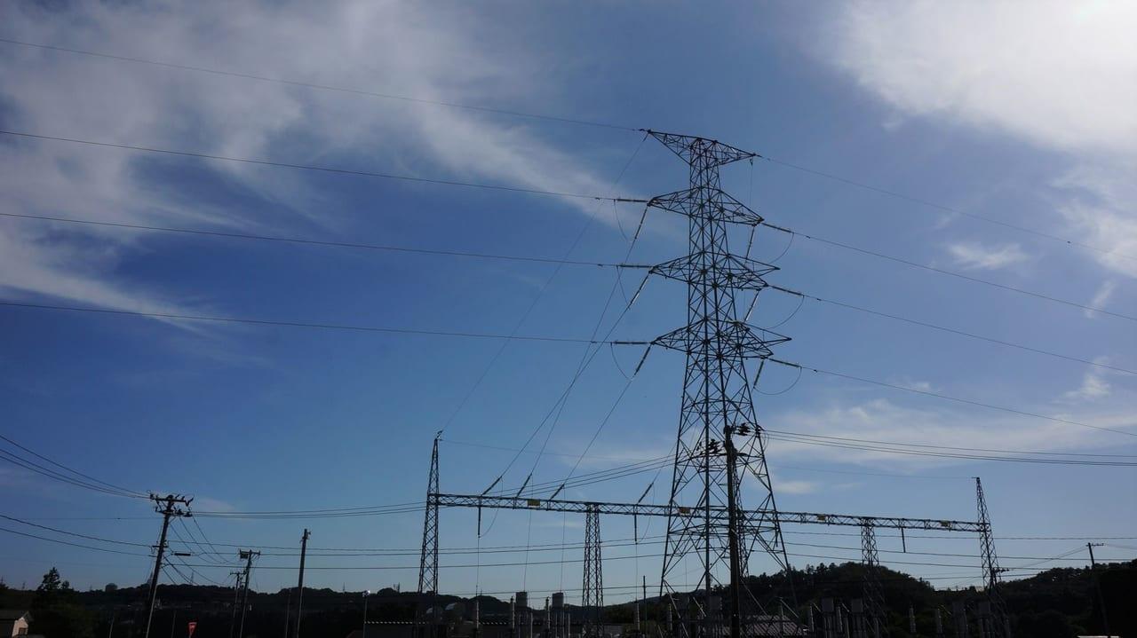 千葉県停電